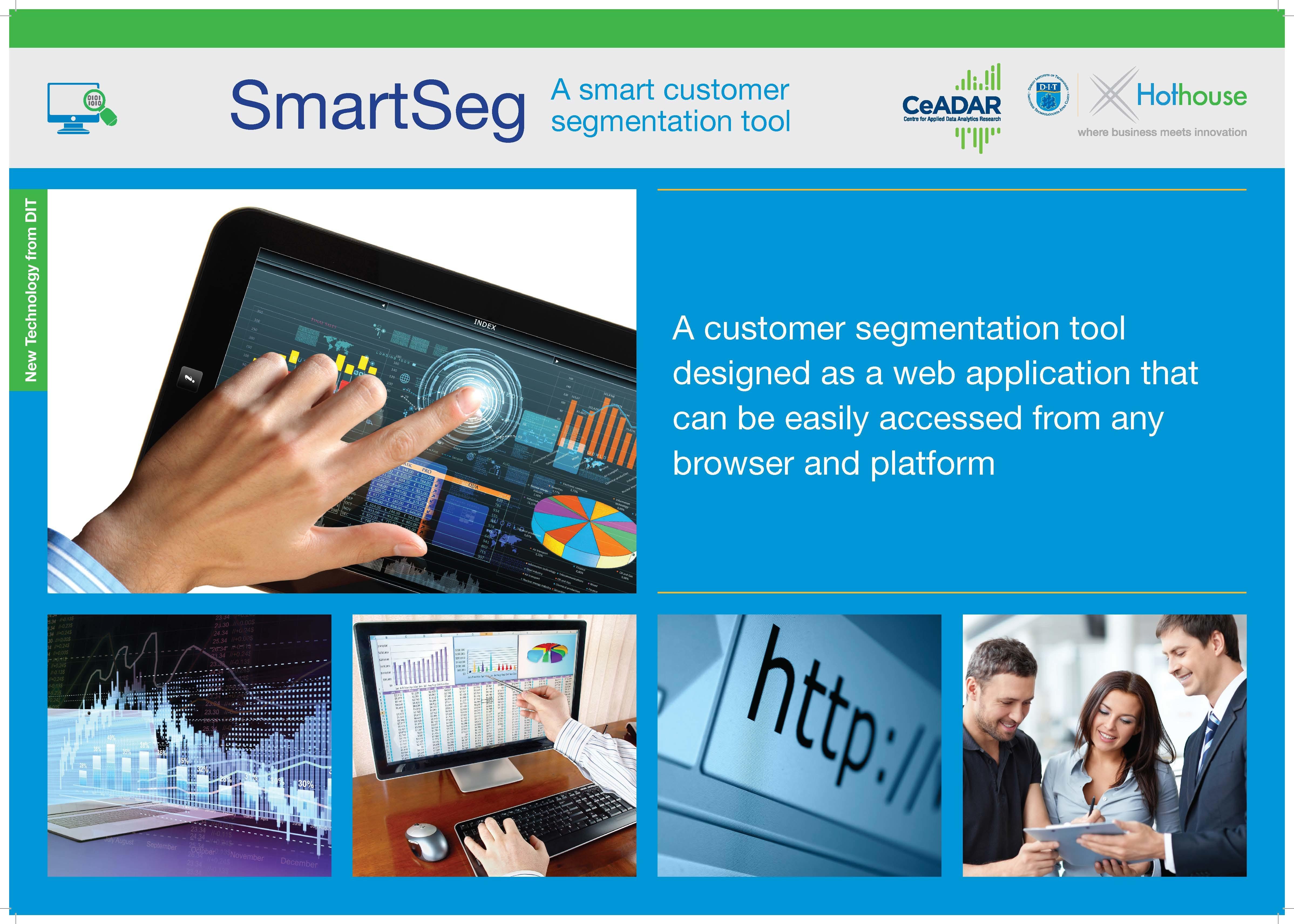 SmartSeg: A Smart Customer Segmentation Tool