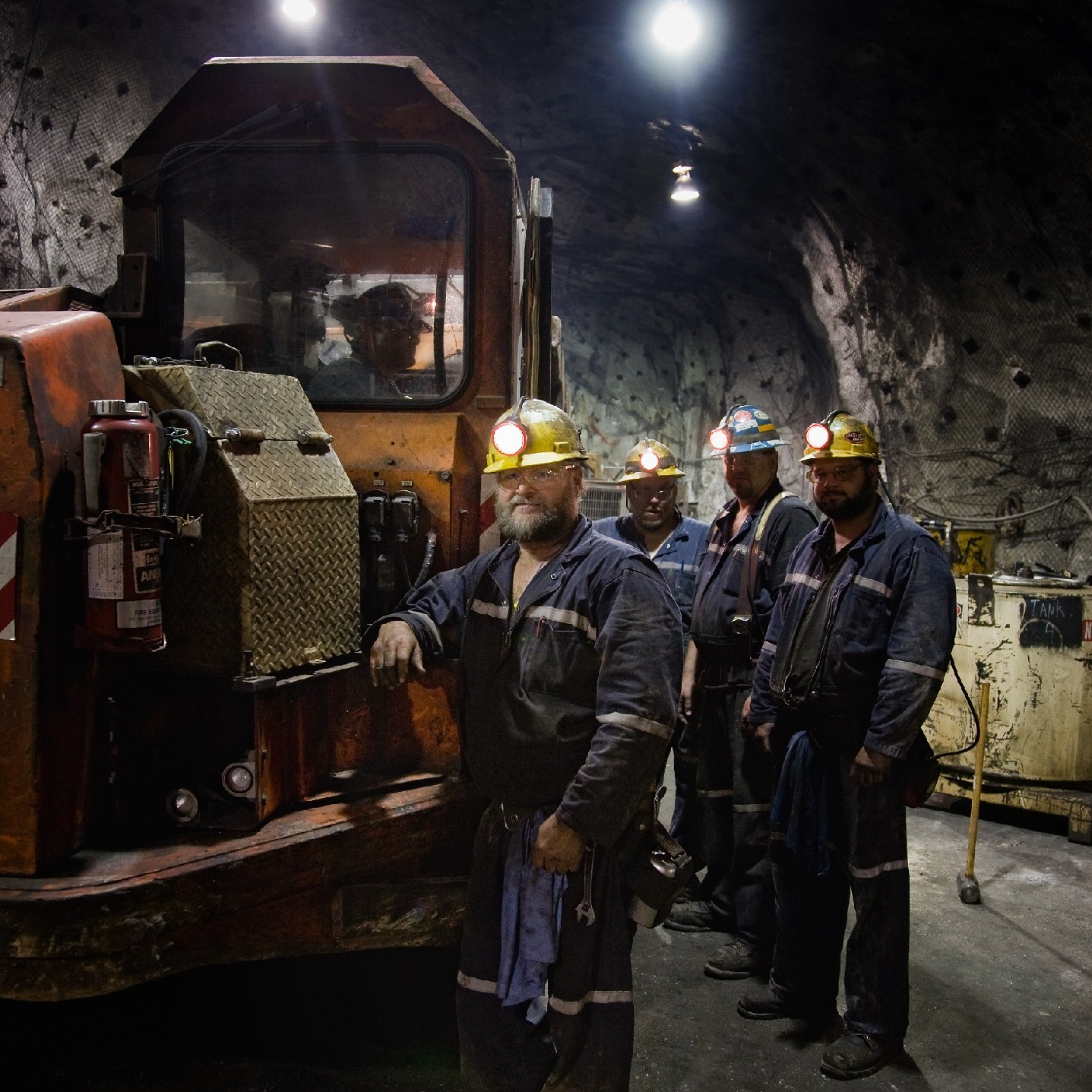 Seeking novel proposals for mining companies to manage tasks and inventory