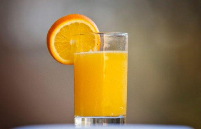 Low-Calorie, High-Fiber Juices