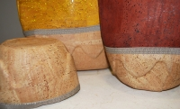 CORK PERFORMED ,  we offer a technological process to give volume to the cork, it is suitable for any market.