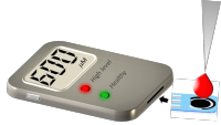 Portable device to detect, diagnose and monitoring of tyrosinemia