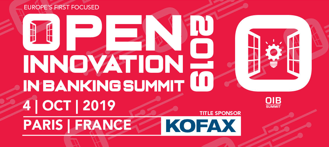 Open Innovation in Banking Summit 2019